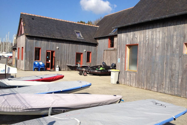 Centre nautique Rennes - Rance
