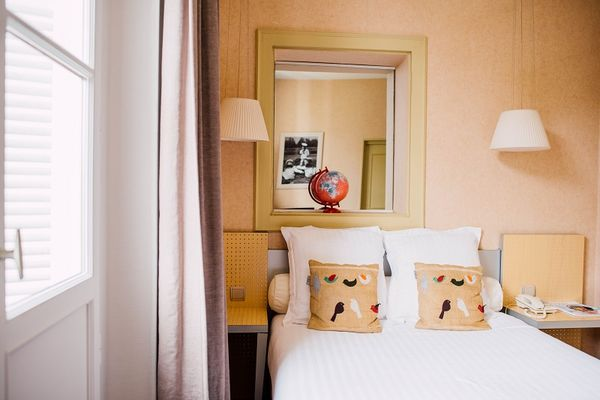 Chambre - Hôtel Ascott - Saint-Malo