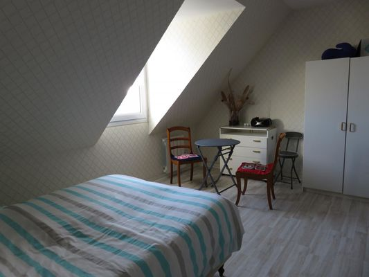 Chambre - Tournier - Saint-Malo