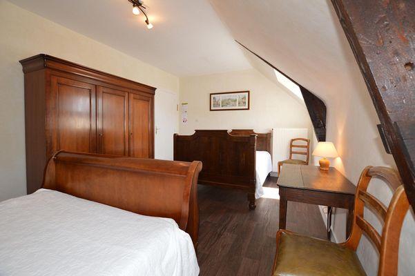 Chambre - le Hindré - Saint-Coulomb