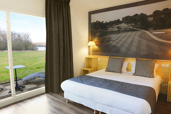 Chambre Saint-Malo Golf Resort - C.Macé - Le Tronchet
