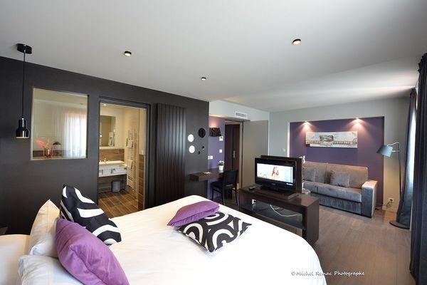Chambre grand confort Hôtel.com