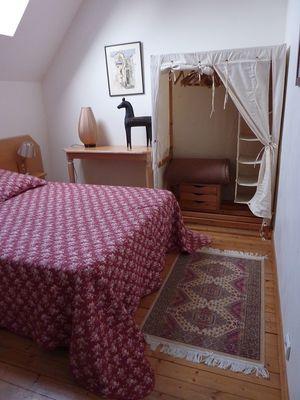 Chambre double - Ferme de la Vieuville - Cancale