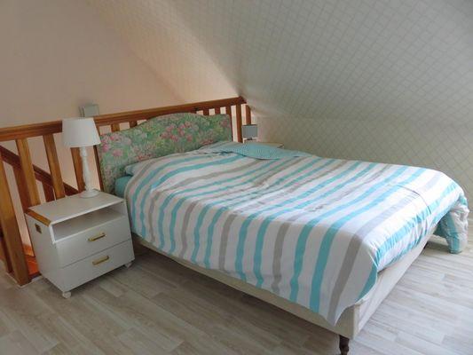 Chambre mezzanine - Tournier - Saint-Malo
