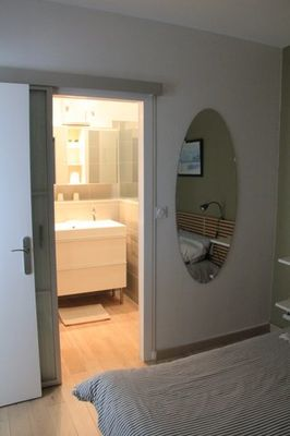Chambre salle d'eau - Rubin - Saint-Malo