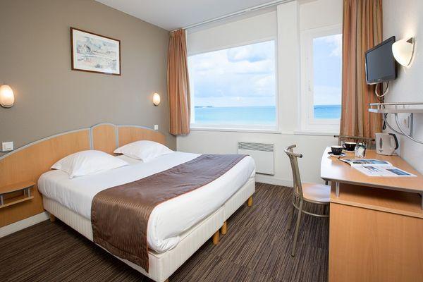 Le Jersey - hôtel - Saint-Malo
