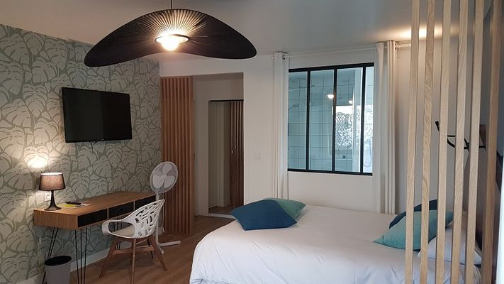 Chambres--Hotel