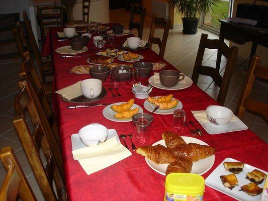 Chambres d'hôtes Gautier - Lanouée - Bretagne