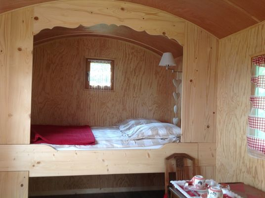Chambres d'hôtes et Roul'hôtes de la Rance - Saint Jouan des Guérets