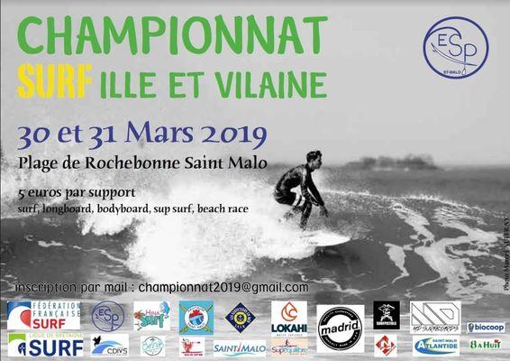 Championnat de Surf 30-31mars19