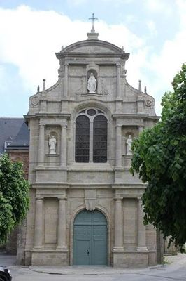 Chapelle Sainte-Catherine©Service Patrimoine Dinan