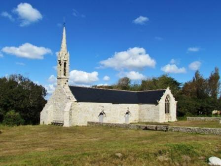 Chapelle de St Trémeur Crédit Le Baillif  WEB