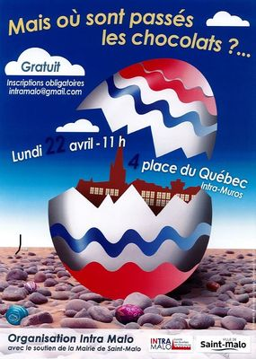 Chasse aux Oeufs 22avr19
