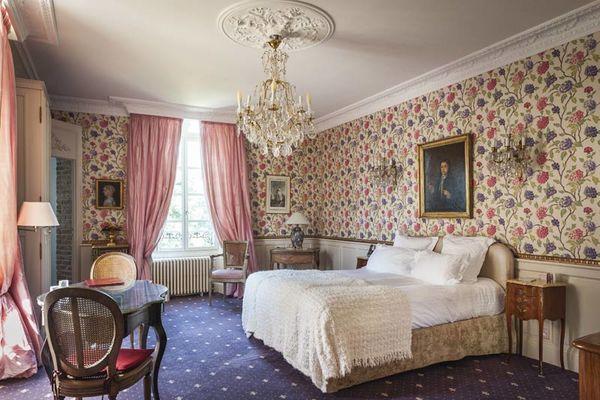 Château d'Apigné*****