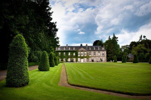 Château de la Rouërie © Sten Duparc