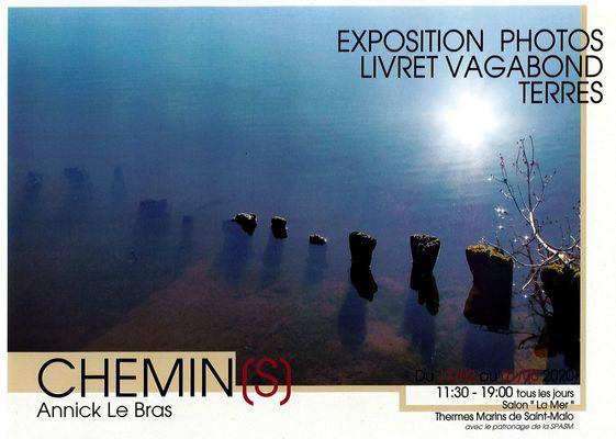 Chemin(s) - Saint-Malo - 17fevau1mars2020