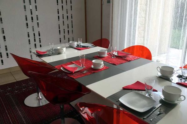 Chez Martine et Bernard Mocquard
