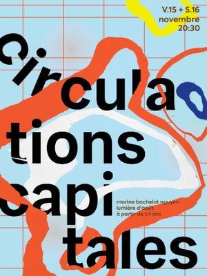 Circulations capitales 15et16nov2019