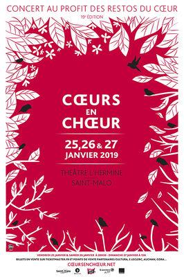 Coeurs en Choeurs - Saint-Malo - 25au27janv2019