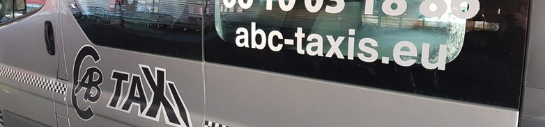Contacts - ABC Taxis - Saint-Malo
