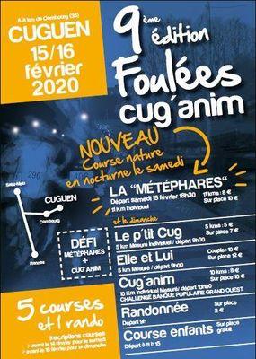 Courses cug'anim2020