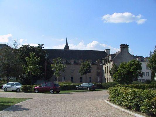 couvent des carmélites - sacré-coeur - Ploërmel