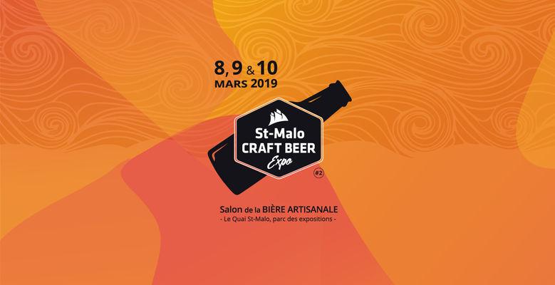 Craft Beer Expo - Saint-Malo - 8au10mars2019