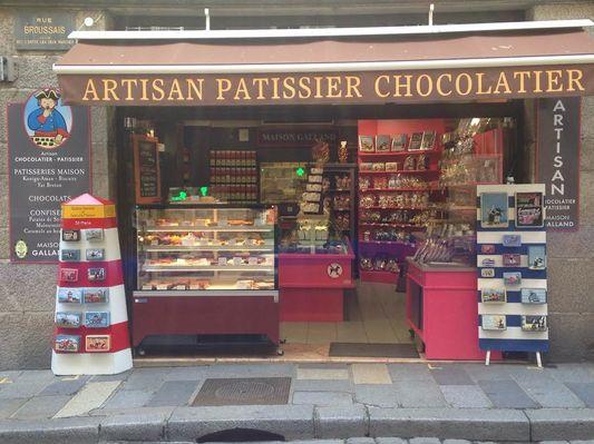 Chocolatier Confiseur Galland Saint-Malo