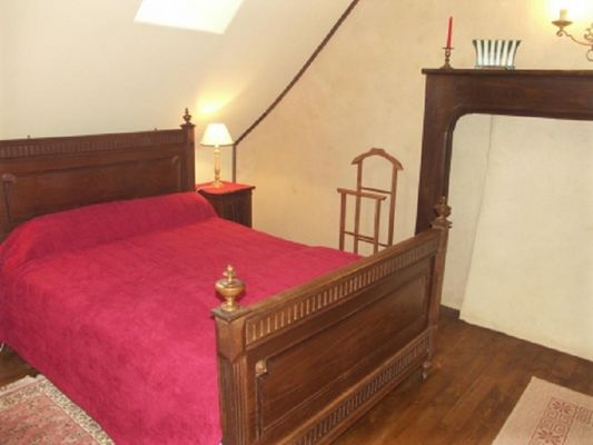De Ternay - gîte 3510 chambre 1 - Caro - Morbihan - Bretagne