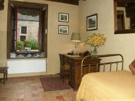 De Ternay - gîte 3510 chambre 2 - Caro - Morbihan - Bretagne