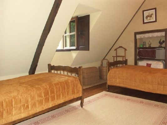 De Ternay - gîte 3510 chambre 3 - Caro - Morbihan - Bretagne