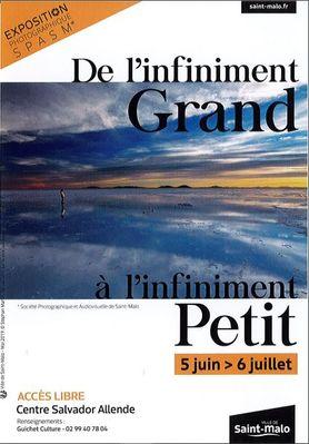 De l'infiniment grand à l'infiniment petit - Saint-Suliac - 5juinau6juillet2019
