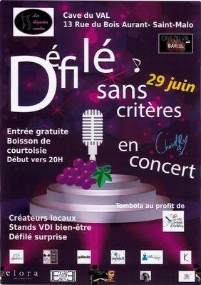 Défilé sans critères - Saint-Malo - 29juin2019