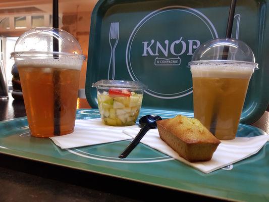 Dessert - Knop & Compagnie - Saint-Malo