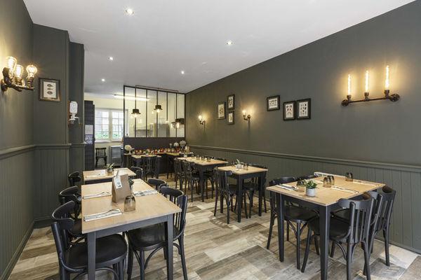 Deux Degrés Ouest - salle de restaurant2 Saint Malo