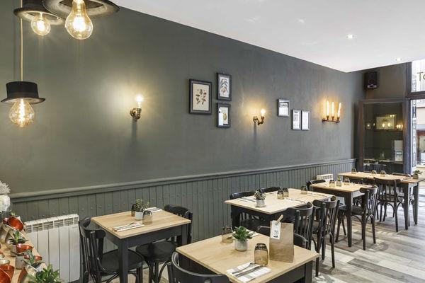 Deux Degrés Ouest - salle de restaurant3 Saint Malo
