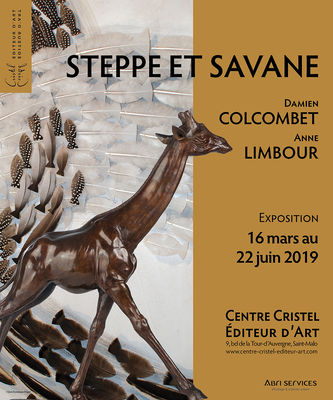 Exposition Steppe-et-savane - Saint-Malo - 16marsau22juin19