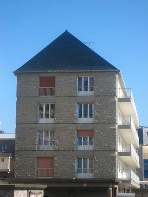 Extérieur immeuble - Hudin - Saint-Malo