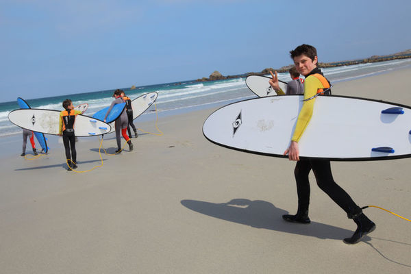 Ecole de Surf du Leon