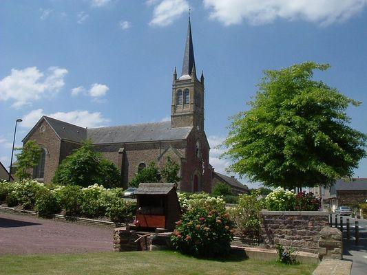 Eglise Muel