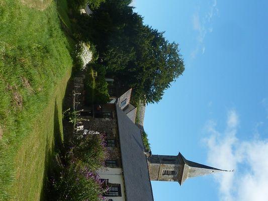 Eglise de Trévérien ©GIT