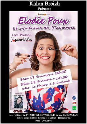 Elodie Poux 17-18nov18 © Kalon Breizh