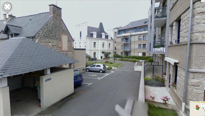 Entrée immeuble - Cyprès 90 Mitteaux-Martin - Saint-Malo