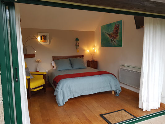 Giverny Cottage Saint-Coulomb