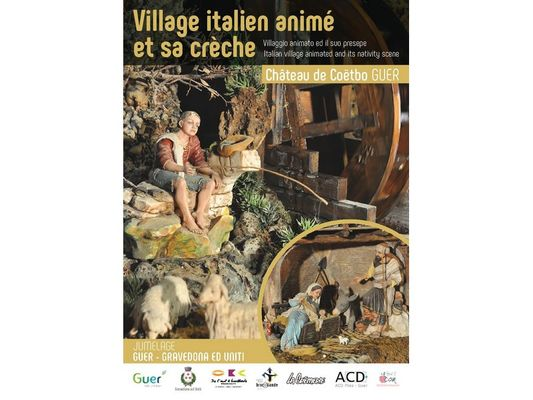 Village italien animé Guer Destination Brocéliande