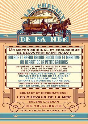 FLYER VERSO Les Chevaux de la Mer