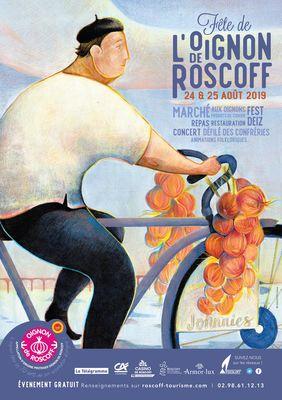 """Résultat de recherche d'images pour """"les oignons de roscoff fete 2019"""""""