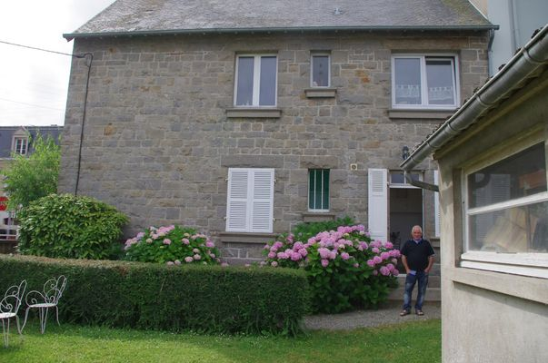 Façade - Vermet - Saint-Malo