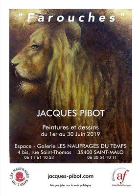 Farouches - Saint-Malo - 1au30juin2019