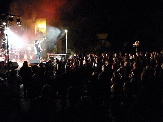 Festival de la lanterne © Ville de Combourg
